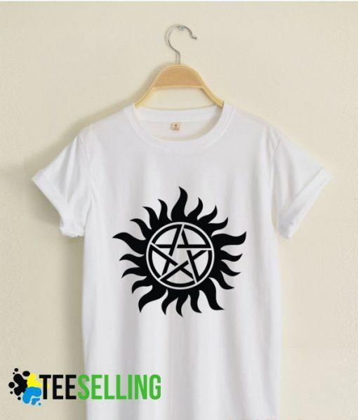 Anti possession supranatural T shirt Adult Unisex Size S 3XL