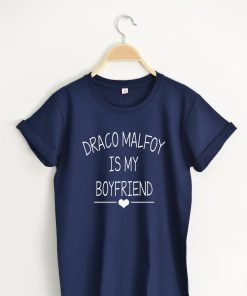DRACO MALFOY T shirt Adult Unisex Size S-3XL for men and women