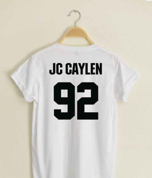 JC Caylen 92 T shirt Adult Unisex Size S 3XL