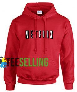 Netflix unisex adult Hoodies for men and women Size S-2XL