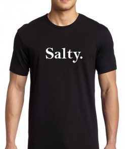 Salty T shirt Adult Unisex Size S-3XL