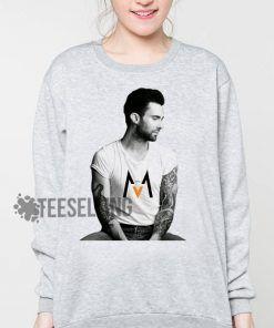 Adam Levine Unisex adult sweatshirts
