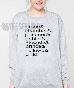 Harry potter friends Unisex adult sweatshirts