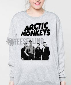 Arctic Monkeys Unisex adult sweatshirts