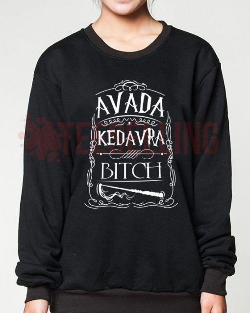 Avada Kedavra unisex adult sweatshirts men and women
