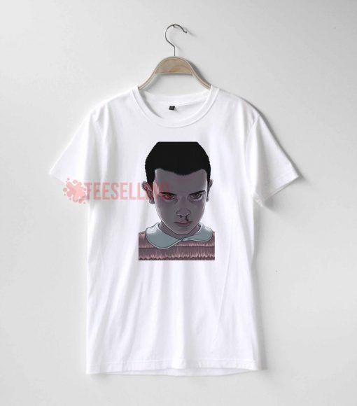 Eleven stranger things T shirt Adult Unisex For men and women Size S 3XL
