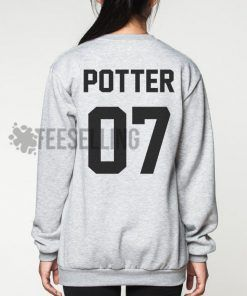 Harry Potter 07 Unisex adult sweatshirts