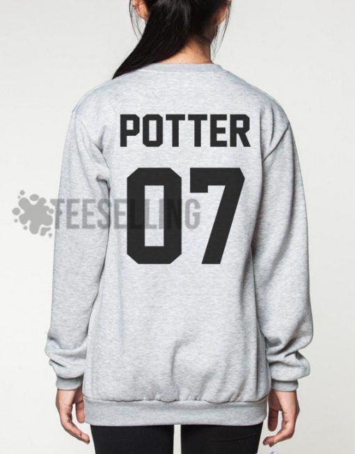 Harry Potter 07 Unisex adult sweatshirts