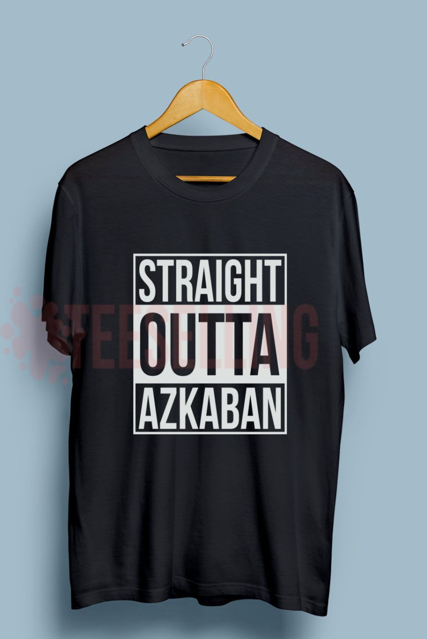 86cd4ae4d Harry Potter azkaban T shirt Adult Unisex men and women size S-XL