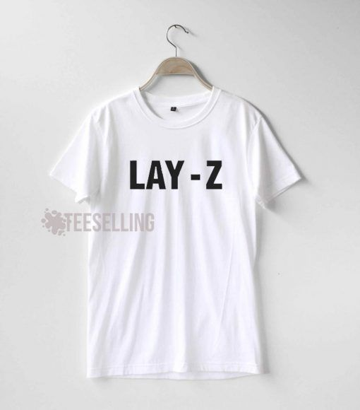 Lazy T shirt Adult Unisex For men and women Size S 3XL