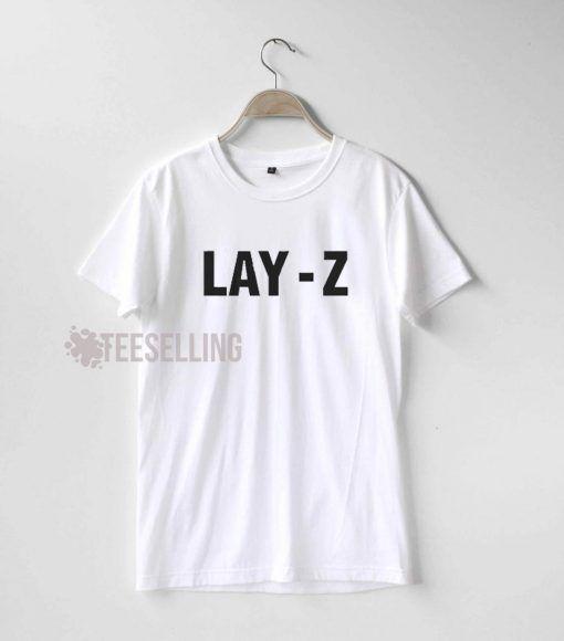 Lazy T Shirt Adult Unisex