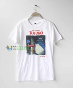 Totoro family T Shirt Adult Unisex
