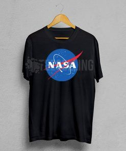 Nasa logo T Shirt
