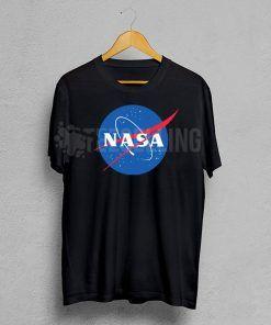 Nasa logo T Shirt