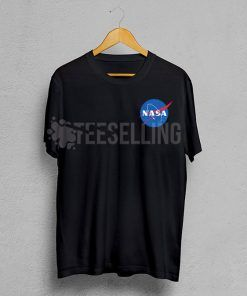 Nasa space logo T Shirt