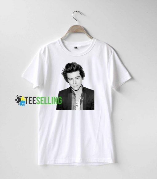 One Direction Harry Style T shirt Adult Unisex For men and women Size S 3XL