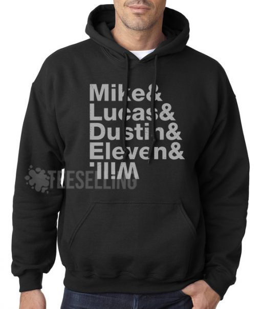 Stranger Things Kids unisex adult Hoodies for men and women