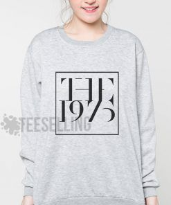 The 1975 Unisex adult sweatshirts
