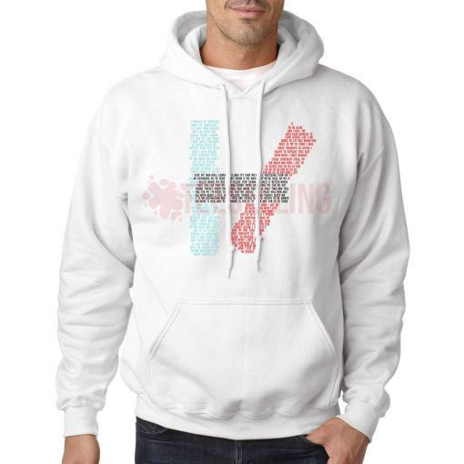 Twenty One Pilots Lyric Hoodies