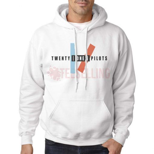 Twenty one pilots 21 Hoodies