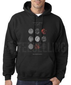 Twenty One Pilots Blurryface Hoodies