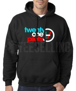 Twenty one pilots logo Hoodies