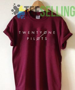 Twenty one pilots maroon T Shirt