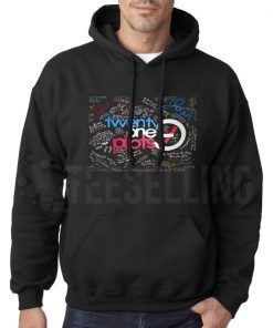 Twenty one pilots signature Hoodies
