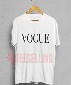 Vogue T Shirt Adult Unisex