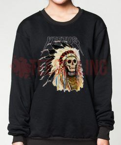Yeezus cover Unisex adult sweatshirts