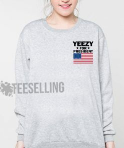 Yeezy For President Unisex adult sweatshirts