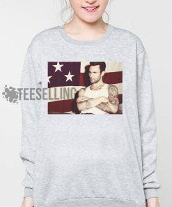 Adam Levine Maroon 5 Unisex adult sweatshirts