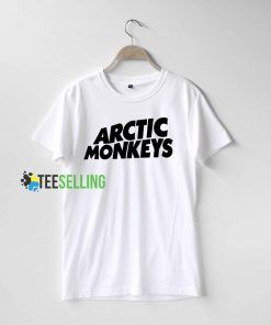 Arctic monkeys T Shirt Adult Unisex