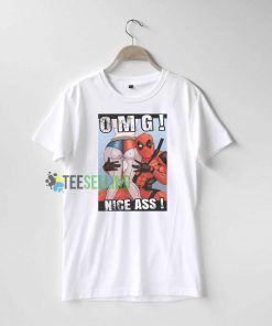 Deadpool porn T Shirt Adult Unisex