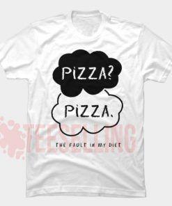 Pizza pizza T Shirt Adult Unisex