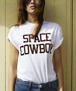 space cowboy T Shirt Adult Unisex