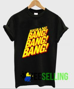 BIG BANG BANG T-shirt