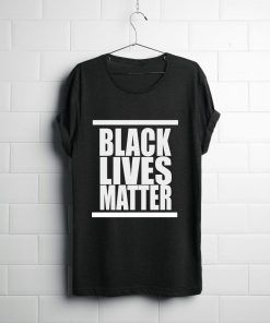 BLACK LIVES MATTER T shirt Adult Unisex men and women Size S-3XL