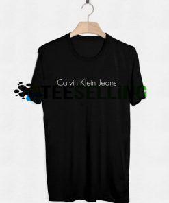 Calvein Klein Jeans T-SHIRT UNISEX