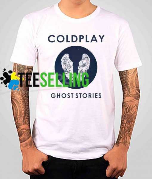 Coldplay Ghost Stories T SHIRT Adult UNISEX