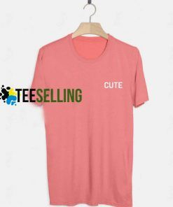 Cute Pink T-shirt Adult UNISEX