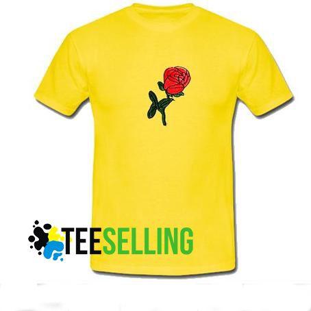 Flower T-shirt Unisex