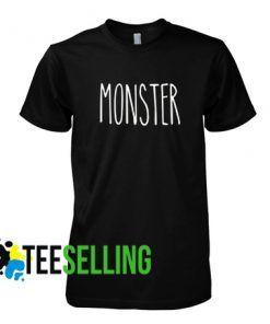 Monster T-shirt Adult Unisex