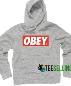 Obey Awesome hoodie Unisex Adult