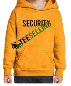 Security Hoodie Unisex Adult