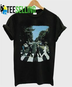 Abbey Road T shirt Unisex Adult