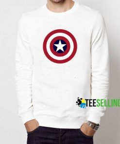 Captain America adult sweatshirts