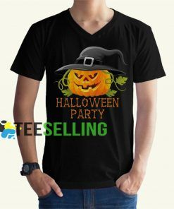HALLOWEEN PARTY T-SHIRT UNISEX