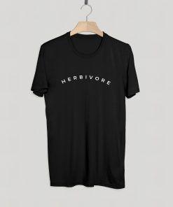 herbivore T Shirt Adult Unisex