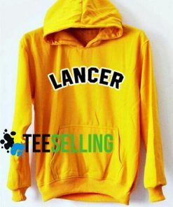 YELLOW LANCER HOODIES